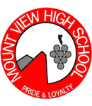 Mount View High School logo